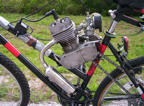 Gas Motor Bike Conversion Kit Heavy Bikes Learn All About