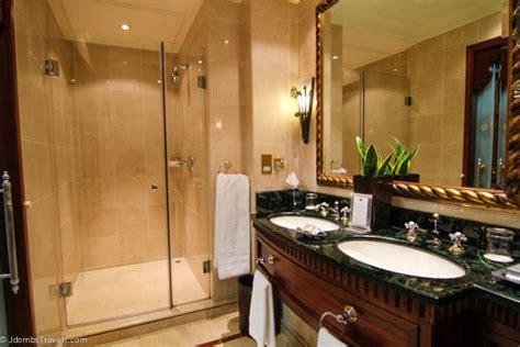 Bathroom Showers Dubai by 10 Reasons To The Ritz Carlton Dubai Jdomb S Travels