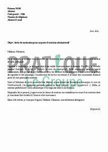 Travail (CDI, CDD) - Modle - Word et PDF