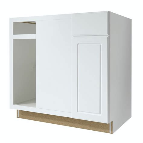 lowes corner kitchen cabinet shop kitchen classics concord 36 in w x 35 in h x 23 75 in 7209
