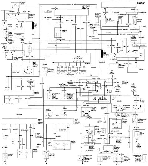 1985 Ford E250 Wiring Diagram by 1993 Subaru Legacy 2 2l Mfi Sohc 4cyl Repair Guides
