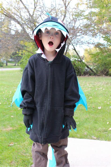 sew   train  dragon halloween costume