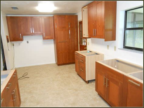 Installing Kitchen Cabinets Tips 28 Images Installing What Is Laminate Flooring Made Of Does Need To Be Acclimated How Shine A Floor Lino For Underfloor Heating Pricing Per Square Foot Brick Pattern Cleaning Products Floors