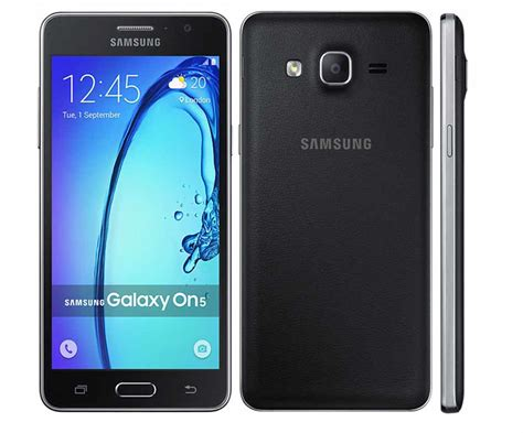 On Samsung Galaxy Samsung Galaxy On5 Sm G550f Price Review Specifications