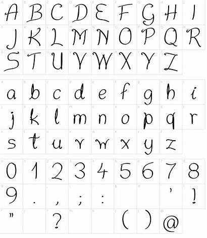 Font Nice Written Fonts