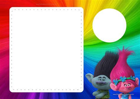 trolls invitation templates free trolls free printable invitations oh my fiesta in english