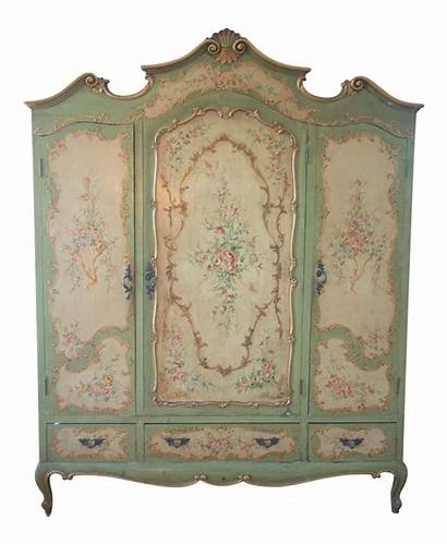 Armoire Painted Antique Hand French Chairish