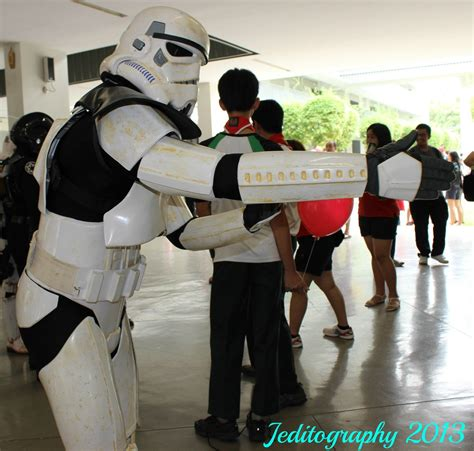 The 501st Singapore Garrison Invades Pathlight ...
