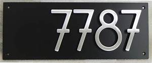 house number styles modern house number plaque With house numbers and letters