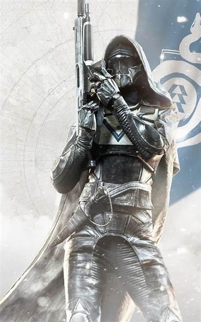 Destiny Hunter Wallpapers Mobile 4k Mordeo Backgrounds