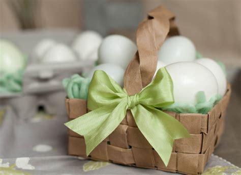 easter craft ideas   easter basket   paper bag