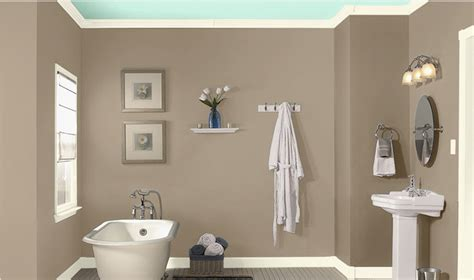 bathroom wall color sea lilly by valspar home style bathroom colors bathroom paint colors