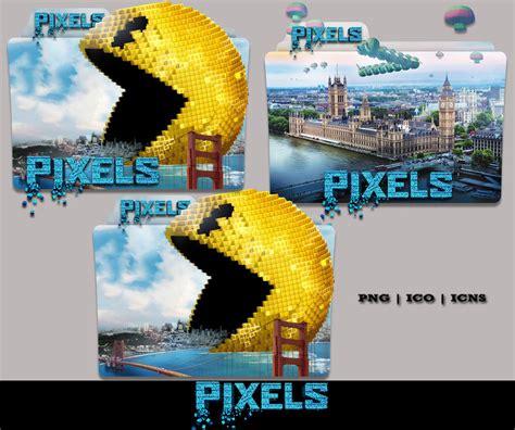Icon Folder 2015 Pixels Folder Icon 2015 By Bl4cksl4yer On Deviantart