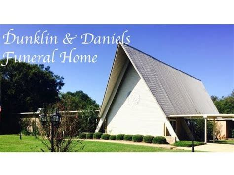 Daniel Funeral Home by Dunklin Funeral Home Cremation Services