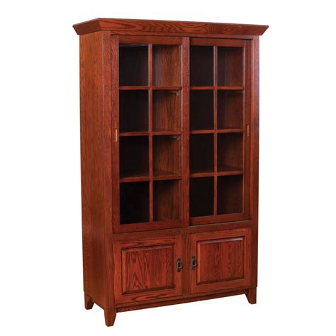 Bookcase Furniture Store by Mission Library Bookcase Home Envy Furnishings Solid