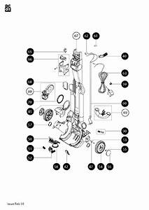 Parts List For Dyson Dc07