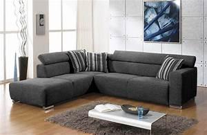Eckcouch Mit Verstellbarer Sitztiefe : 841 roma von ultsch eckcouch anthrazit polsterm bel g nstig online kaufen sofa couch ~ Bigdaddyawards.com Haus und Dekorationen