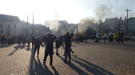 Mouvement des forains : un vendredi sous tension au Mans