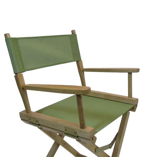 shop houzz  chair vinyl mesh directors chair