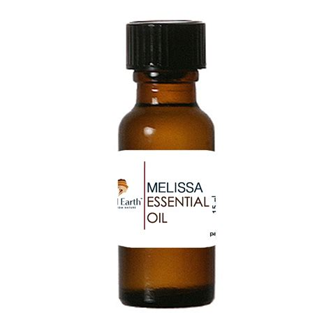 painted earths melissa officinalis essential oil steam