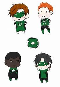 Chibi green lantern by Alice-Sun on DeviantArt