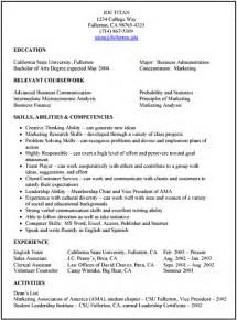 simple resume format in word for job well done resume preparation tips formats and types for job interview