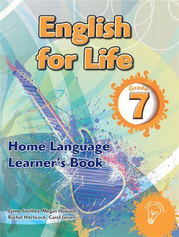 english  life grade  learners book  home language