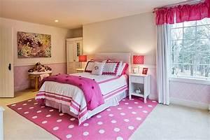 20, Best, Modern, Pink, Girls, Bedroom, -, Theydesign, Net