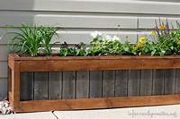 "build a planter box ""Something Old, Something New"" Planter Box"