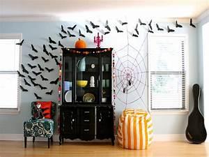 Deco Halloween Diy : halloween outside decorations ideas indoor halloween decorations diy indoor halloween ~ Preciouscoupons.com Idées de Décoration