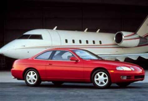 Used Toyota Soarer & Lexus Sc300/sc400 Review: 1991-2000