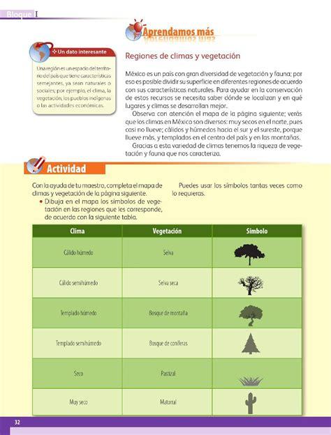 respuestas libro de geografia de 6 grado pagina 31 2016 respuestas de geografia 6 grado 5