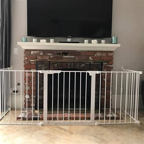 fireplace baby gate fireplaces and child safety gates baby safe homes