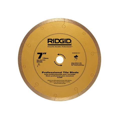 tile saw blades home depot avanti pro 4 1 2 in turbo blade hd t45s8 the