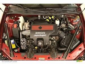 2003 Pontiac Grand Prix Gtp Sedan 3 8 Liter Supercharged