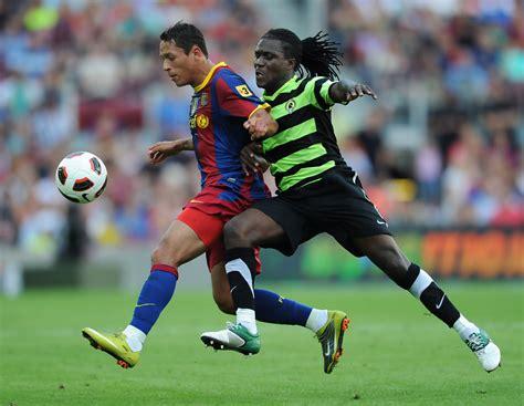 Barcelona vs Hercules 7-0 - All Goals & Extended Highlights | Tune.pk