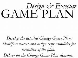 Develop the detailed Change Game