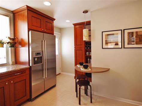 Wraparound Bar Adds Space To Kitchen  Hgtv