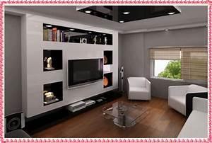 Drywall tv unit ideas gypsum wall designs new