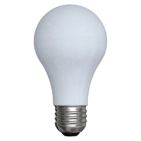 ge 30 70 100 watt incandescent a21 3 way reveal light bulb
