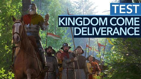 kingdom  deliverance testvideo zum open world