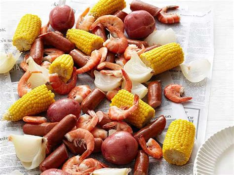 Lowcountry Boil Recipe  Trisha Yearwood  Food Network