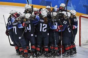 USA Women's Hockey Team Beats Finland 5-0 | Time