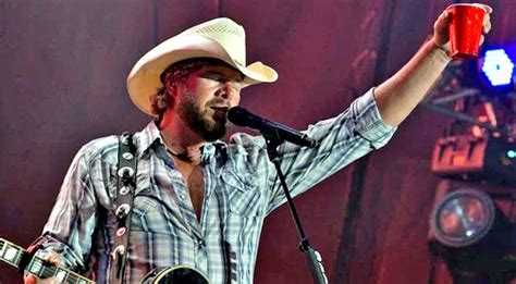 Toby Keith Saddened By Death Of Man Who Inspired Biggest