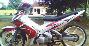 Foto Motor Jupiter Mx Warna Hijau