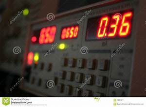 Metering Device Stock Image - Image: 1841011