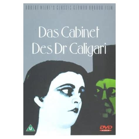 Das Cabinet Des Dr Caligari by Das Cabinet Des Dr Caligari 1919 Review Buy Uk Dvd
