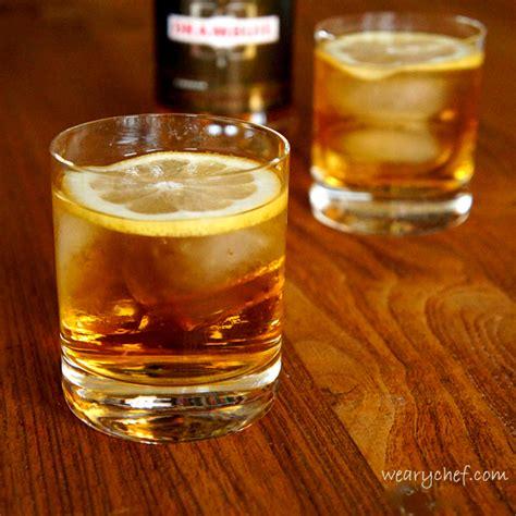 nail drink rusty nail cocktail