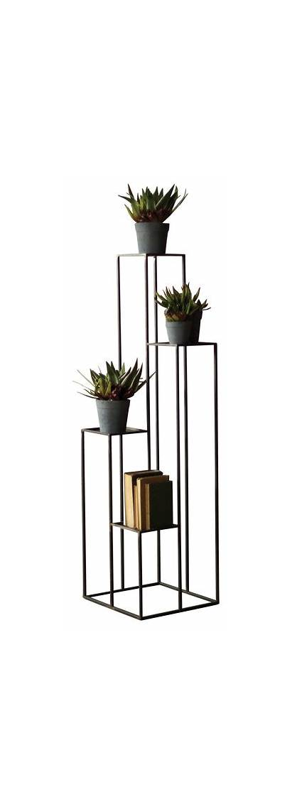 Plant Stands Tables Tall Iron Multi Level