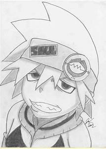 Soul Eater Evans by RoxasCooksBacon13 on DeviantArt